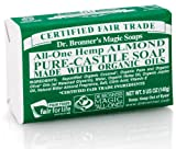 Bar Soap-Almond – 5 oz – Bar, Baby & Kids Zone