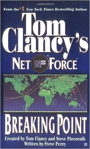 Tom Clancy\'s Net Force: Breaking Point: Amazon.de: Steve ...