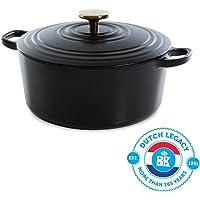 BK Cookware H6079.528 BK Bourgogne Dutch 28cm/6.7L, hierro