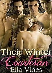 Their Winter Courtesan: A historical, gothic erotic romance