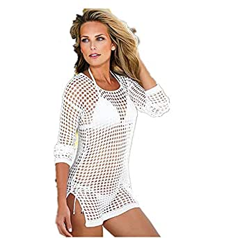 White Sarong & Cover Ups For Women