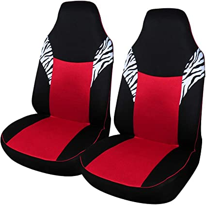 AUTOYOUTH Sports Car Seat Covers Universal Fit Most Brand Vehicle Seats Car Seat