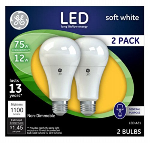 led light bulbs general electric - 1