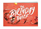 The Birthday Thief Book - Personalized Birthday Book for Children | Wonderbly