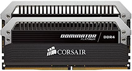CORSAIR DOMINATOR PLATINUM 32GB (2x16GB) DDR4 3000MHz C15 Desktop Memory