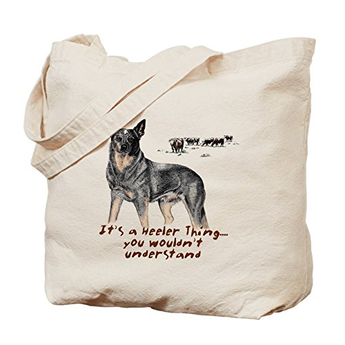Blue Heeler Tote bag Tote Bag by CafePress by CafePress