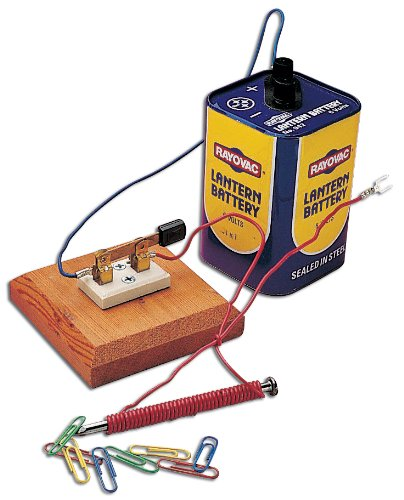 Delta Education 050-0752 Electromagnet (Electromagnet Science Kit)