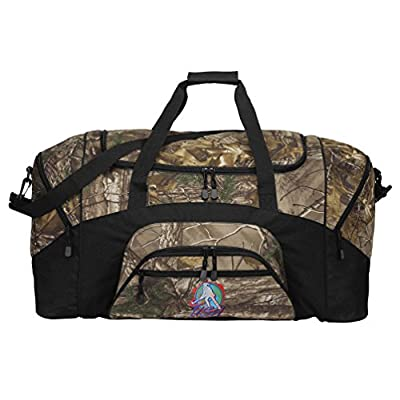 f35176ac15 RealTree Camo Field Hockey Duffel Bag Or Camo Field Hockey Gym Bag ...
