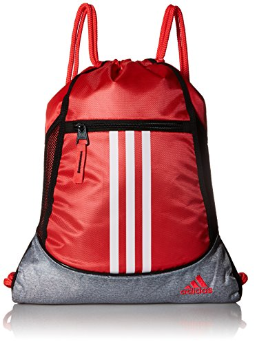 Clear Sackpack Alliance adidas Heather Shock II Red Grey White PqOxw1YE