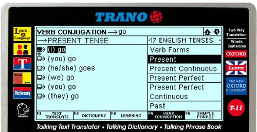 T-11 Ukrainian English Electronic Translator New.