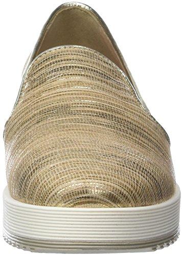 Donna Lucilla Stringate 010 Derby Scarpe Piu Oro Donna Oro OwtxX5