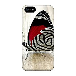 Cute Tpu JackieAchar Butterfly Case Cover For Iphone 5/5s