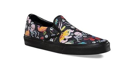 b9944c449d2f Image Unavailable. Image not available for. Color  Vans Unisex Shoes  Classic Slip On Disney Pixar Sids Mutants Toy ...