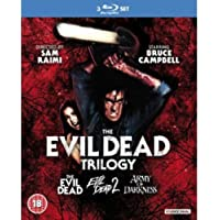 Evil Dead Trilogy [Blu-ray]