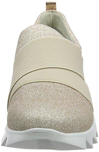 Stonefly Speedy Lady 6, Zapatillas Bajas para Mujer Plateado (Platino V37)