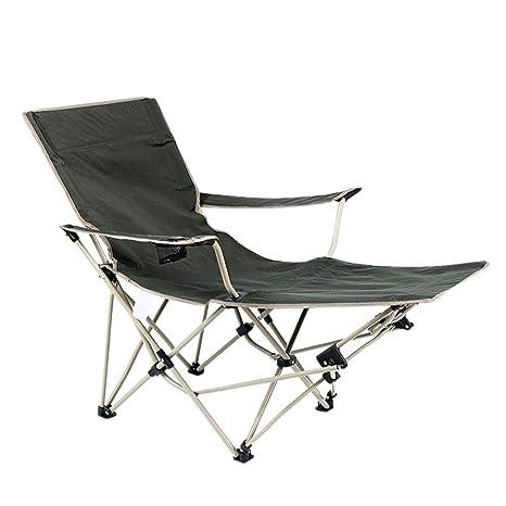 Gghy-camping tables Sillones reclinables portátiles de ...