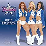 "Turner Licensing 2017 Dallas Cowboys Cheerleaders Wall Calendar, 15""X15"" (17998030011)"