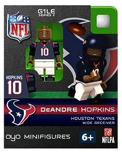 Houston Texans NFL OYO Minifigure DeAndre Hopkins