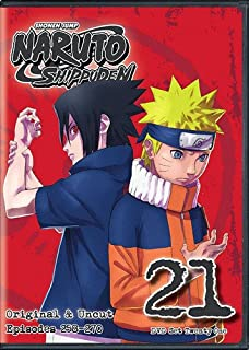 Amazon com: Naruto Shippuden Uncut Set 19: Movies & TV