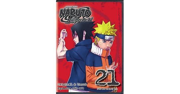 Amazon.com: Naruto Shippuden Uncut Set 21: Cine y TV