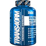 Evlution Nutrition Trans4orm Thermogenic Energizing Fat Burner Supplement, Increase Weight Loss, Energy and Intense Focus (60 Serving Capsules)