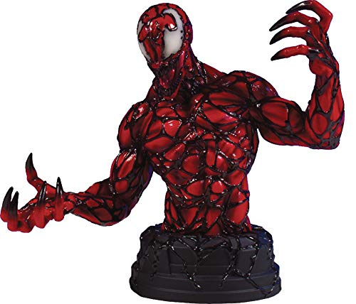 Gentle Giant Marvel: Carnage Mini-Bust, Multicolor