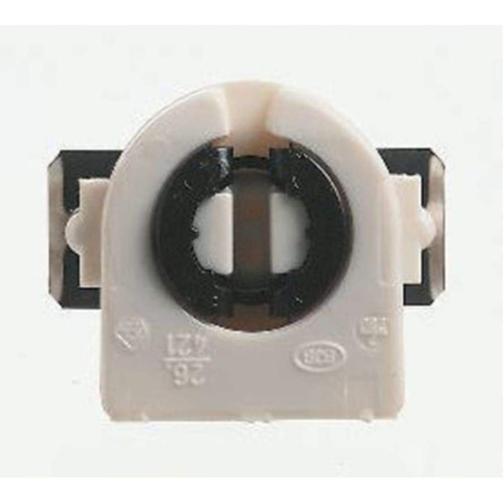 660 W 2 pin PC; Fluorescent Lampholder; G13 Base; T8/T12 Snap-Fit Push-Wire, Pack of 100