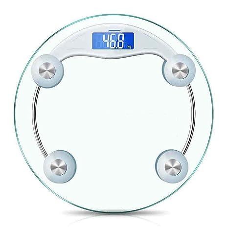 Weighing Scale Básculas Electrónicas para El Hogar Balanzas De Peso-Escalas para Adultos Balanzas De