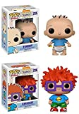 Funko POP! Nickelodeon Rugrats: Tommy + Chuckie – Stylized Vinyl Figure Set NEW