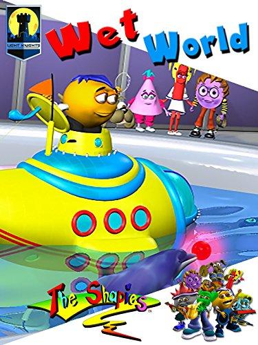 The Shapies - Wet World