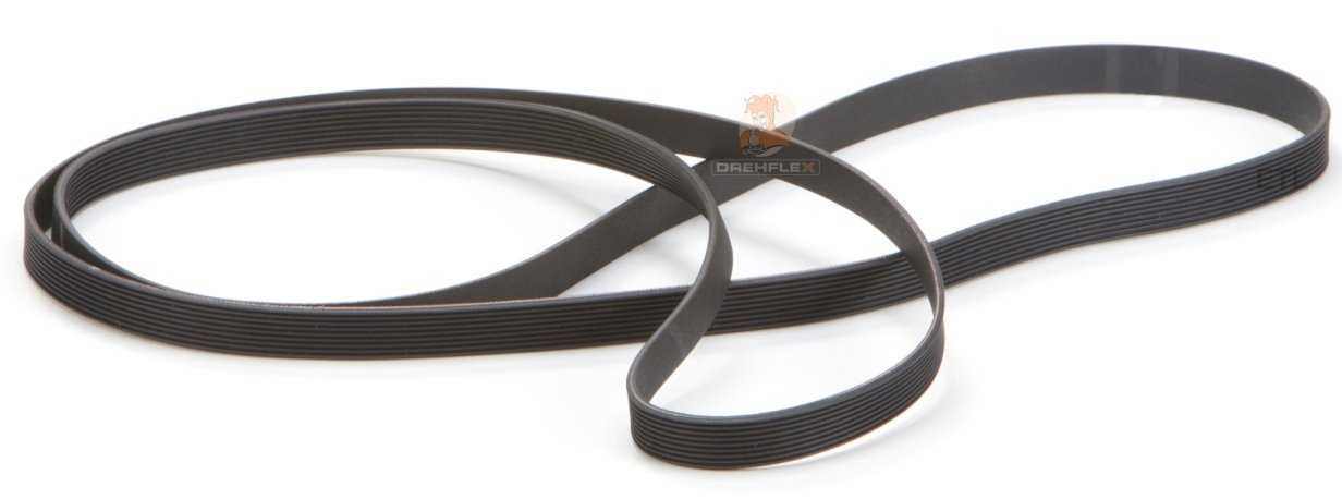 DREHFLEX®- 1975H 7 Drive belt for dryers by different manufacturers – For different devices by Bosch, Siemens, Constructa, AEG, Privileg, Zanker, Zanussi, etc.