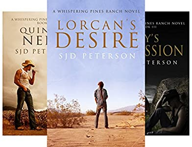 Lorcan's Desire (Whispering Pines Ranch #1) by SJD Peterson
