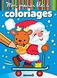 Mon premier bloc de coloriages Noël