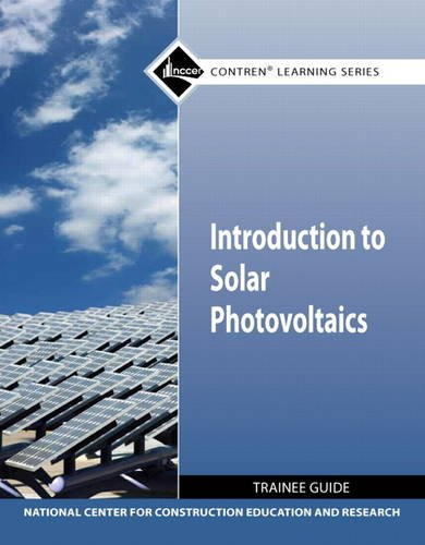 Introduction to Solar Photovoltaics TG module (Contren Learning) (Safety Merch Fire)