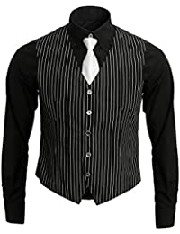 1920s Adult Men s Gangster Shirt 96fe7dfbf