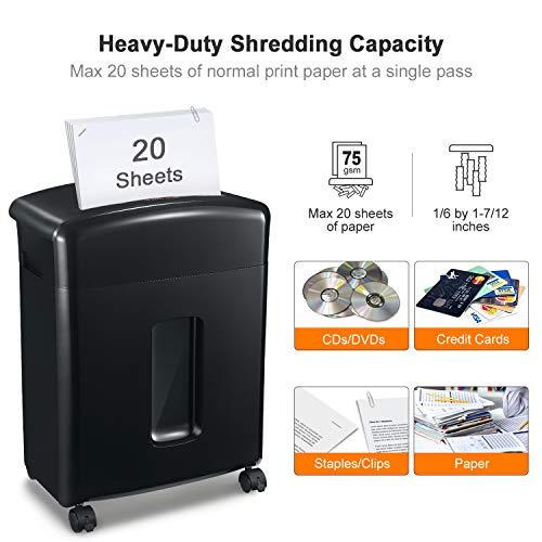 Buy heavy duty shredder for office use