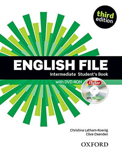 English File third edition: English File Interm Student's Book W Itutor Pk 3Ed