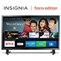 "Insignia NS-32DF310NA19 32"" 720p HD Smart LED TV- Fire TV Edition"