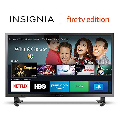 (Insignia NS-32DF310NA19 32-inch 720p HD Smart LED TV- Fire TV Edition)