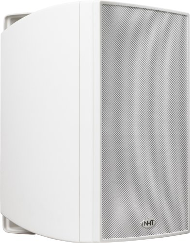 NHT N-O2W-ARC High Performance Outdoor Loudspeaker (Matte White, Single)