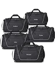 Personalized Sports Duffel Bag – Gym, Fitness, Workout, Travel, Camping Bags for Men