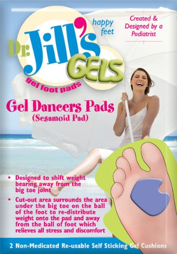 Gel Dancers Pads - 2
