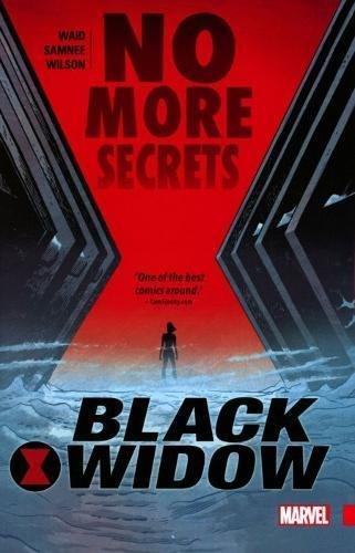 Black Widow Vol. 2: No More (Black Widow Comics)