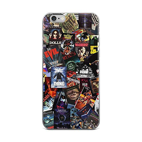 Los Simpson Halloween Zombies (Gryss Compatible with iPhone 6 Plus/6s Plus Case Simpsons Bart Zombie Skate Boy Halloween Pure Clear Phone Cases)