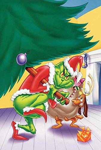 (How the Grinch Stole Christmas POSTER (27