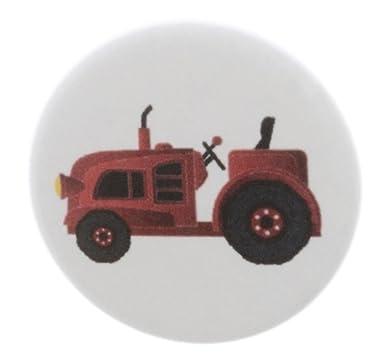 Amazon.com: Tractor Rojo 2.25
