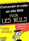 Concevoir et créer un site web par Crowder