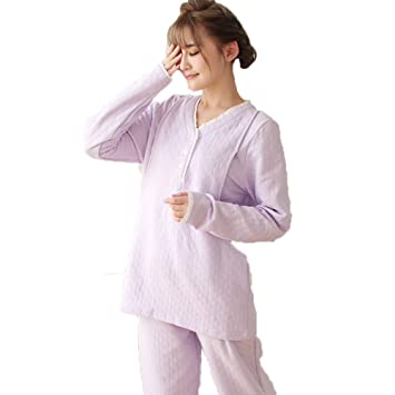 b7197187e0d02 mjy Moon clothes, autumn and winter postpartum cotton spring and autumn  clothes, pregnant women