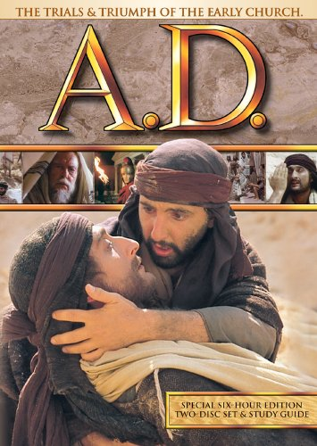 A.D. - Trials & Triumph of Early Church by Vision VideoGateway Films