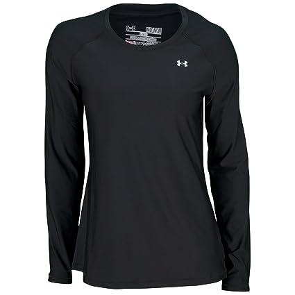 99b5d62475d42 Amazon.com  Under Armour Women s HeatGear Alpha Long Sleeve Shirt ...